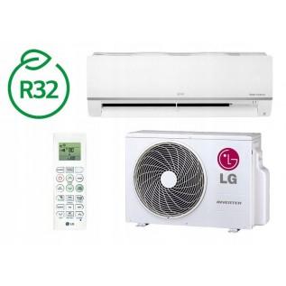Сплит-система LG PC12SQ монтаж бесплатно